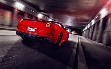 2015 Novitec Rosso Ferrari California T N-Largo wallpaper thumbnail.