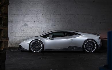 2015 Novitec Torado Lamborghini Huracan wallpaper thumbnail.