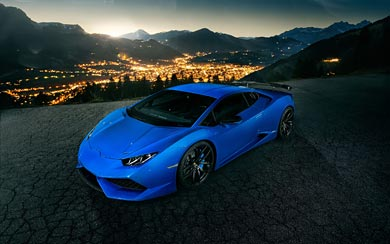 2015 Novitec Torado Lamborghini Huracan N-Largo wallpaper thumbnail.