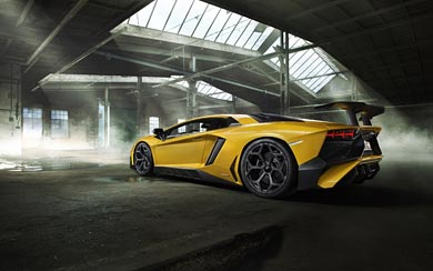 2016 Novitec Torado Lamborghini Aventador SV wallpaper thumbnail.