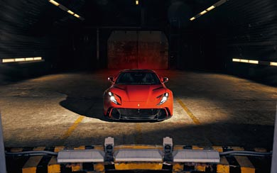 2019 Novitec Ferrari 812 Superfast N-Largo wallpaper thumbnail.
