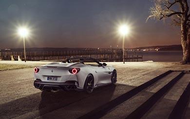 2019 Novitec Ferrari Portofino wallpaper thumbnail.