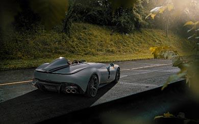 2020 Novitec Ferrari Monza SP1 wallpaper thumbnail.