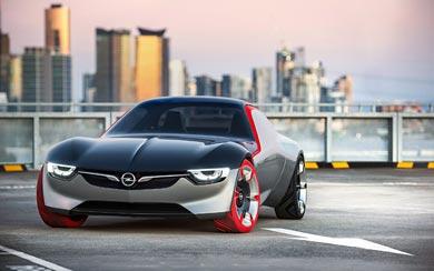 2016 Opel GT Concept wallpaper thumbnail.