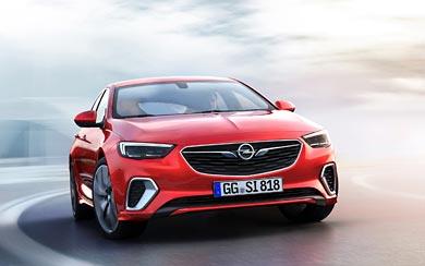 2018 Opel Insignia GSi wallpaper thumbnail.