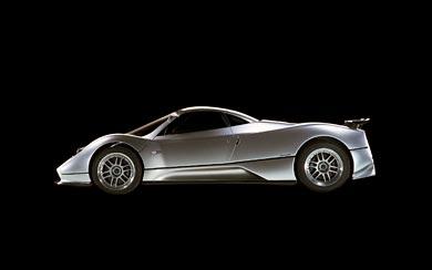 2001 Pagani Zonda C12-S wallpaper thumbnail.