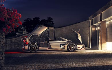 2020 Pagani Huayra Roadster BC wallpaper thumbnail.