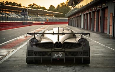 2021 Pagani Imola wallpaper thumbnail.
