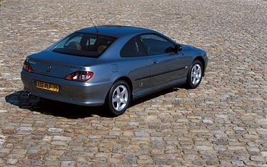 2003 Peugeot 406 Coupe wallpaper thumbnail.