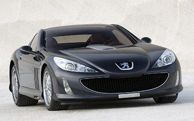 2004 Peugeot 907 Concept wallpaper thumbnail.