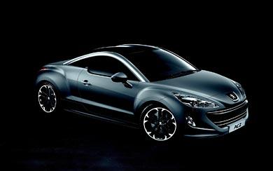 2012 Peugeot RCZ Asphalt LE wallpaper thumbnail.