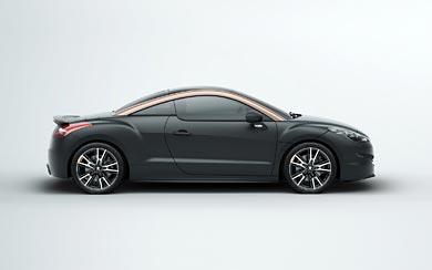 2012 Peugeot RCZ R Concept wallpaper thumbnail.