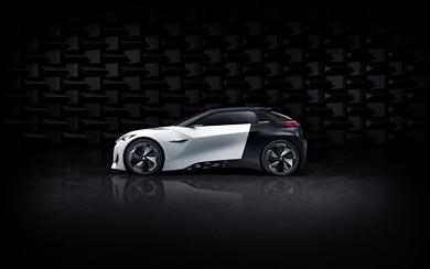 2015 Peugeot Fractal Concept wallpaper thumbnail.