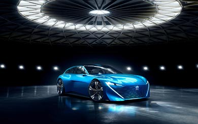 2017 Peugeot Instinct Concept wallpaper thumbnail.