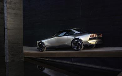 2018 Peugeot e-Legend Concept wallpaper thumbnail.