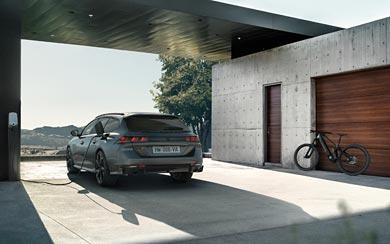 2021 Peugeot 508 PSE wallpaper thumbnail.