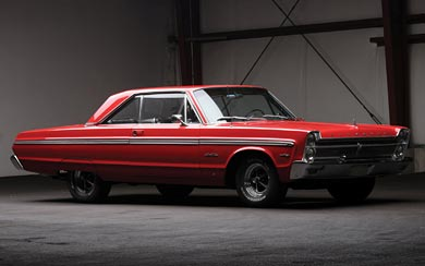 1965 Plymouth Fury wallpaper thumbnail.