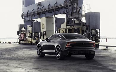 2020 Polestar 1 wallpaper thumbnail.