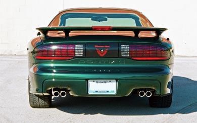 1994 Pontiac Firebird Trans-Am wallpaper thumbnail.