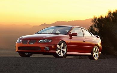 2004 Pontiac GTO wallpaper thumbnail.