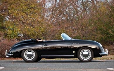 1954 Porsche 356 wallpaper thumbnail.