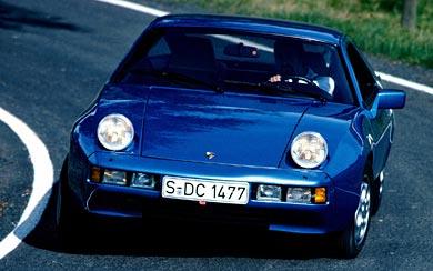 1977 Porsche 928 wallpaper thumbnail.