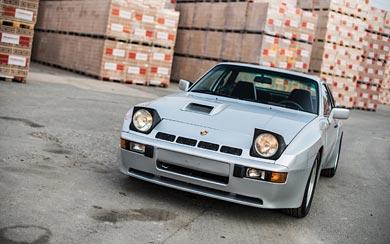 1980 Porsche 924 Carrera GT wallpaper thumbnail.