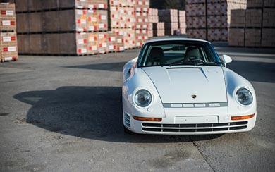 1988 Porsche 959S wallpaper thumbnail.