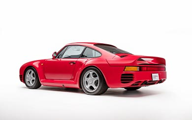 1988 Porsche 959S wallpaper thumbnail.