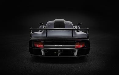 1997 Porsche 911 GT1 Evolution wallpaper thumbnail.