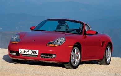 2000 Porsche Boxster S wallpaper thumbnail.