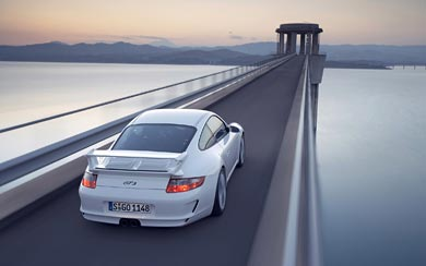 2006 Porsche 911 GT3 wallpaper thumbnail.