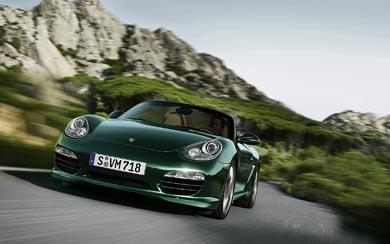 2008 Porsche Boxster wallpaper thumbnail.