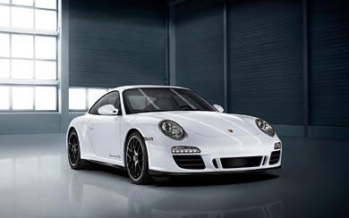 2010 Porsche 911 Carrera GTS wallpaper thumbnail.