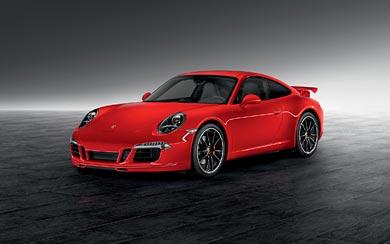 2012 Porsche 911 Carrera Aerokit Cup wallpaper thumbnail.