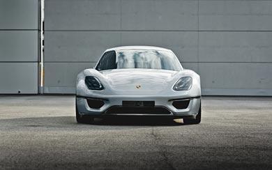 2013 Porsche 904 Living Legend Concept wallpaper thumbnail.