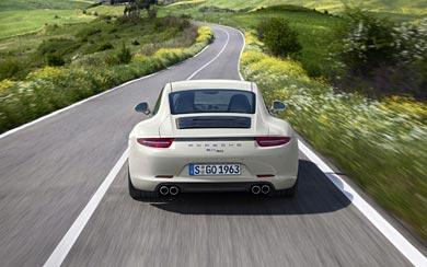 2013 Porsche 911 50th Anniversary Edition wallpaper thumbnail.