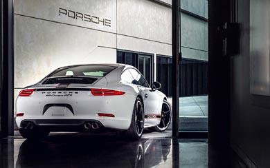 2015 Porsche 911 Rennsport Reunion wallpaper thumbnail.