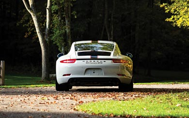 2015 Porsche 911 Rennsport Reunion wallpaper thumbnail.