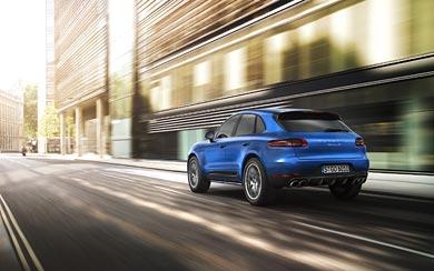 2015 Porsche Macan wallpaper thumbnail.