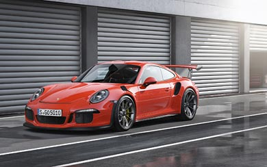 2016 Porsche 911 GT3 RS wallpaper thumbnail.