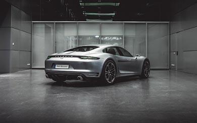 2016 Porsche 960 Vision Turismo Concept wallpaper thumbnail.