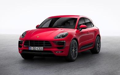 2017 Porsche Macan GTS wallpaper thumbnail.