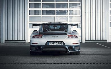 2018 Porsche 911 GT2 RS wallpaper thumbnail.
