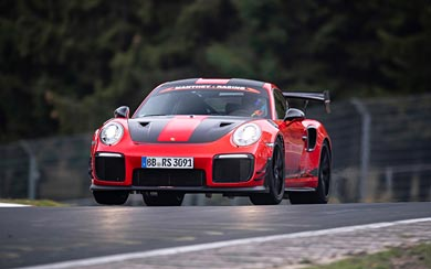 2018 Porsche 911 GT2 RS MR wallpaper thumbnail.