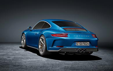 2018 Porsche 911 GT3 Touring Package wallpaper thumbnail.