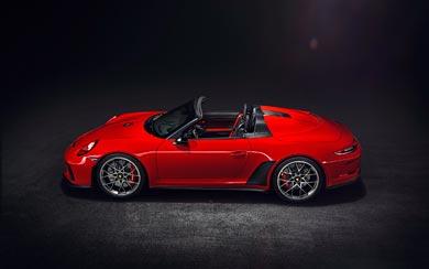 2018 Porsche 911 Speedster II Concept wallpaper thumbnail.
