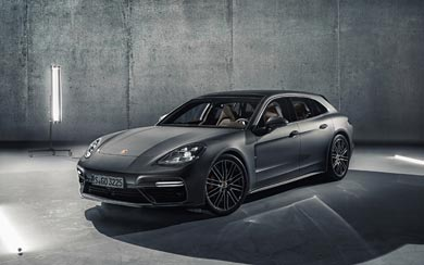 2018 Porsche Panamera Sport Turismo wallpaper thumbnail.