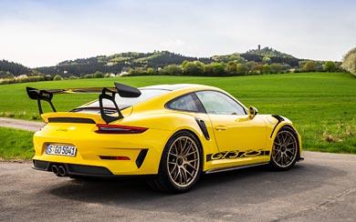 2019 Porsche 911 GT3 RS wallpaper thumbnail.