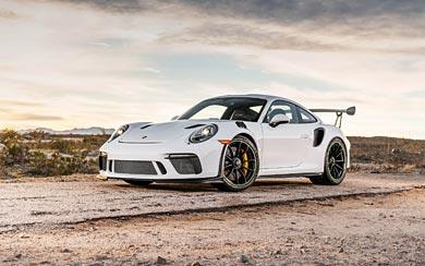 2019 Porsche 911 GT3 RS thumbnail.